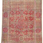 Mamluk carpet, North Africa, Egypt, first half 16th century. Rippon Boswell, Wiesbaden, 3 December, lot 37, The Wollheim Collection, 180 x 125 cm, estimate €14,000.00. Published, Schürmann, Ulrich, Oriental Carpets (London 1979, pl. p. 107)
