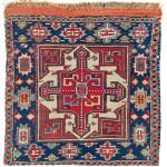 Shahsavan Bag Half, South East Caucasus, Moghan region, first half 19th century. Rippon Boswell, Wiesbaden, 3 December, lot 181, 57 x 55 cm (118 x 55 cm)estimate €5,500.00