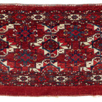 Eagle Group II Hanging, Central Asia, South West Turkestan, first half 19th century. Rippon Boswell, Wiesbaden, 3 December, lot 156, 62 x 143 cm, estimate €15,000.00
