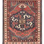 'Cloudband' Kazak rug, Caucasus, second half 19th century. Hakiemie Rugs