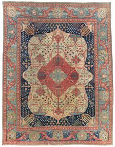 A 'Mohtashem' Kashan Carpet
