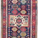 A Kazak Rug, South Caucasus