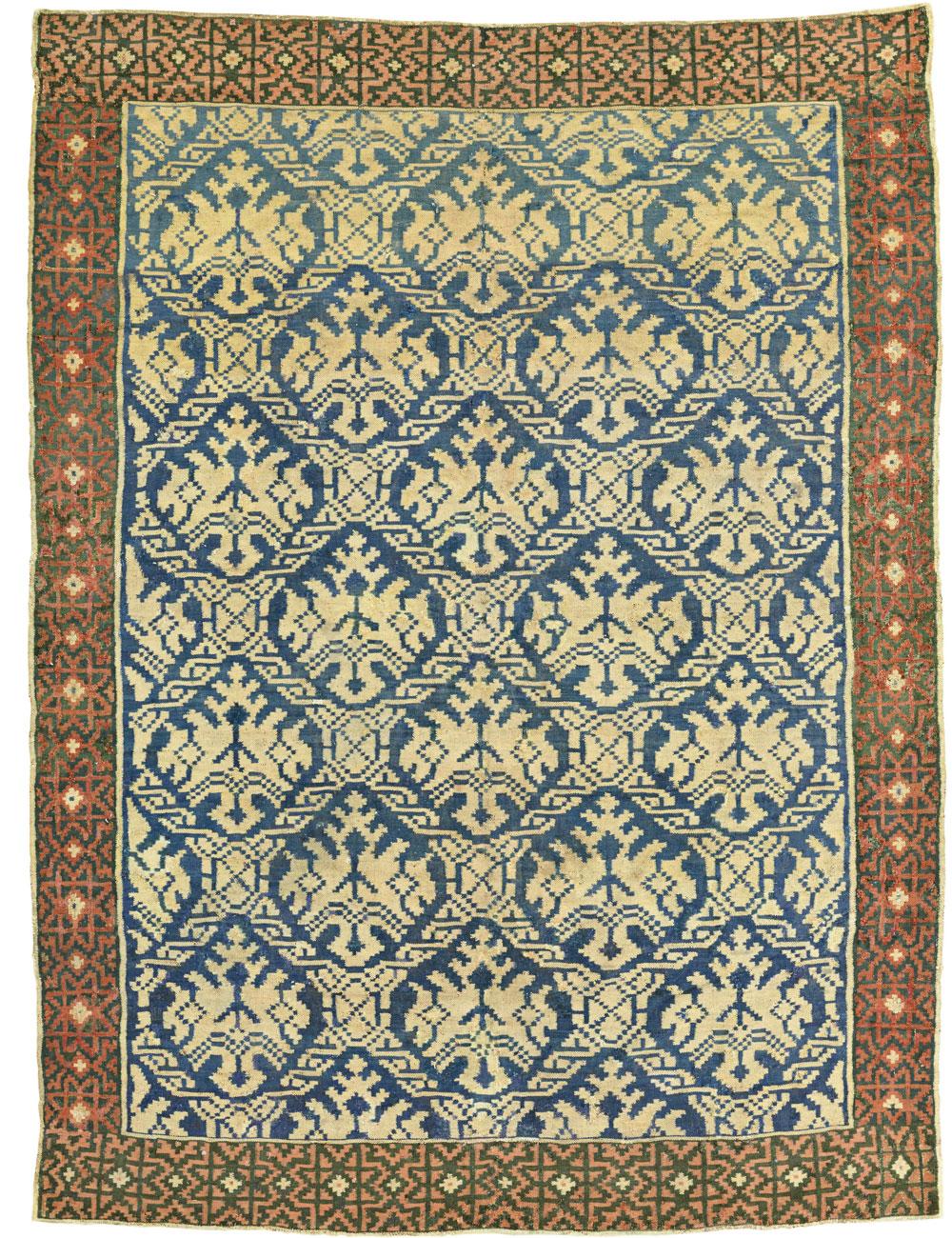 Carpet, Spain, possibly Alcaraz