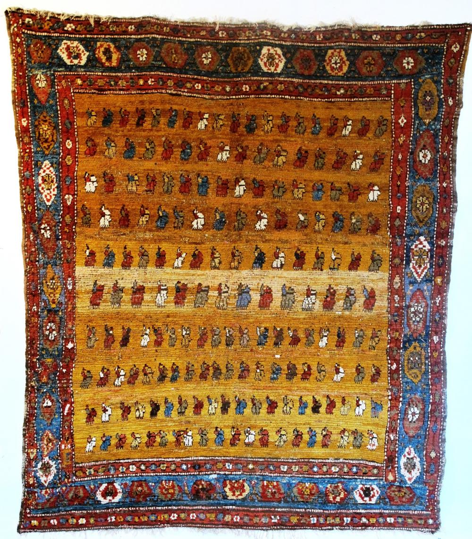 Carpet Restoration Studio, Anatolian Village Rug, Turkey, 19th century, 2.10m x 1.80m