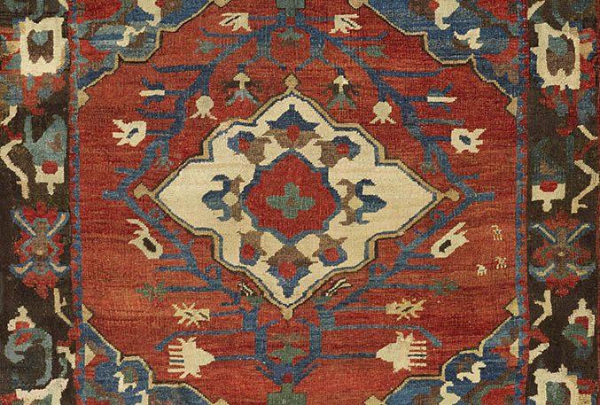 92J64, Karapinar rug, 234 by 144cmcrop