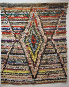 Moroccan Rag Rug Morocco Aaron Nejad