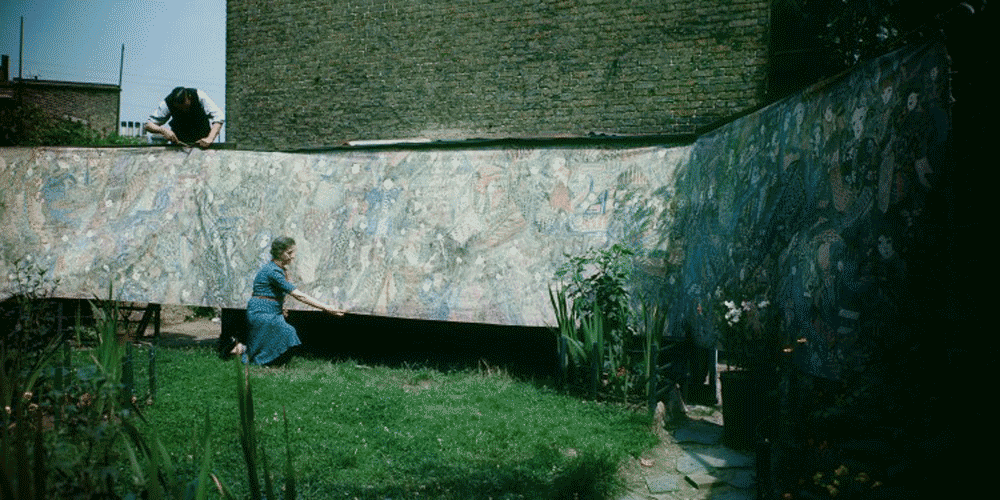'Madge Gill: Myrninerest', William Morris Gallery, 22 June to 22 September 2019.