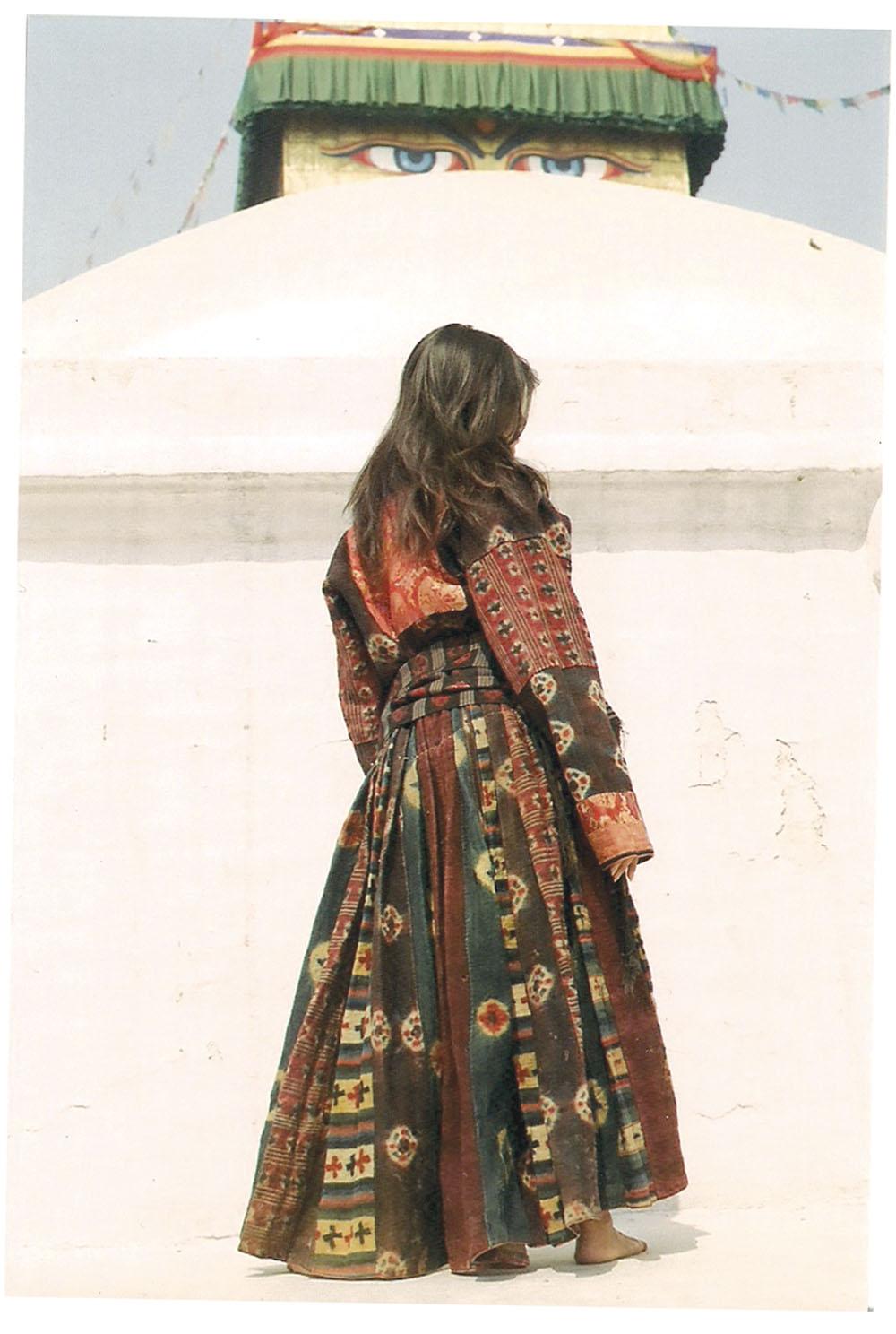 Ngarichuba coat, western Tibet