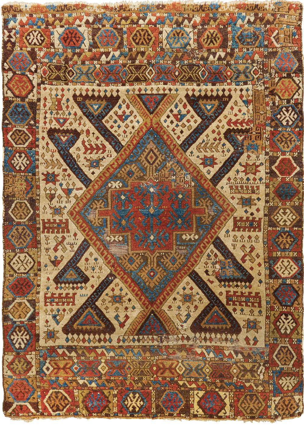 East Anatolian rug, Şarkişla/Sivas region, ca. 1800