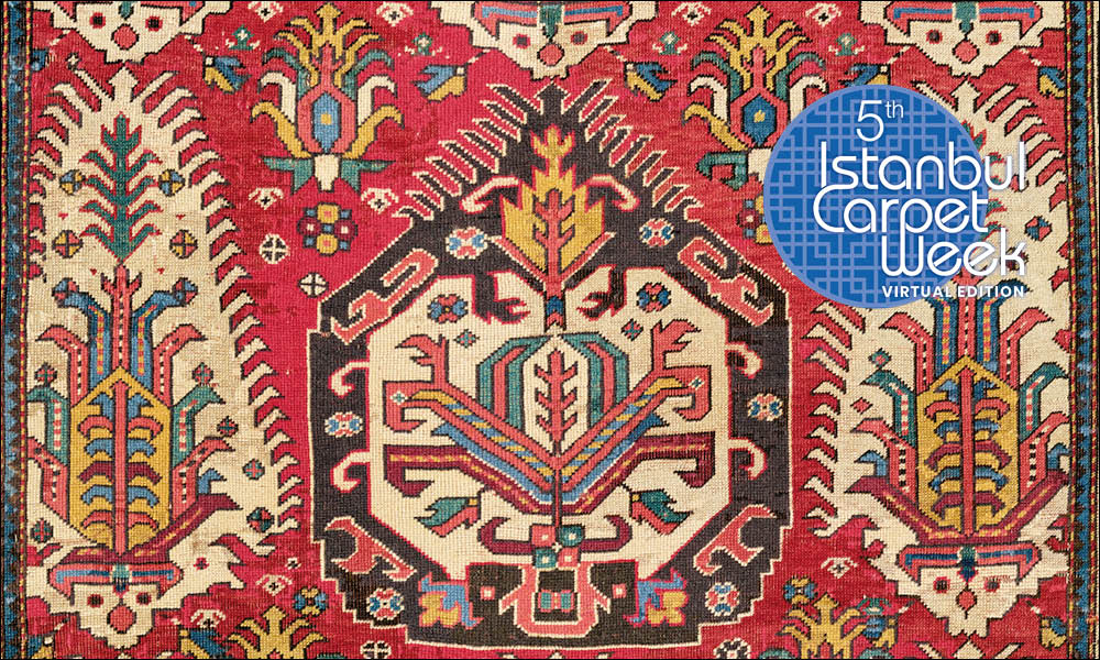 Istanbul Carpet Week - Virtual Edition, 21-23 October 2020