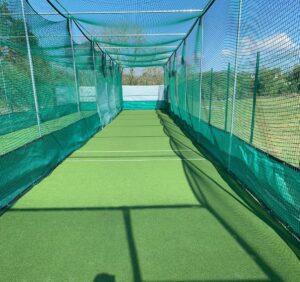 Double bay cricket facility