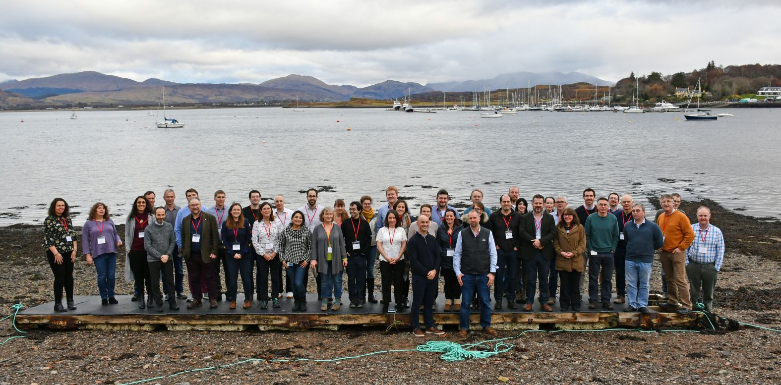 SAMS hosts COMPASS annual meeting at Oban - COMPASS Project Blog Article