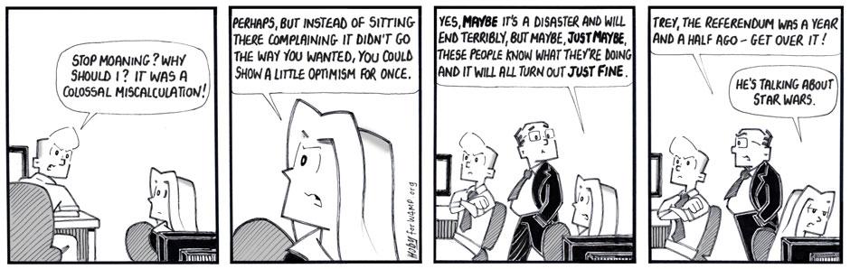 Hoby Cartoon for January 2018