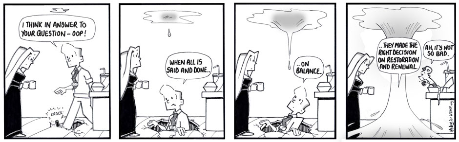 Hoby Cartoon for February 2018