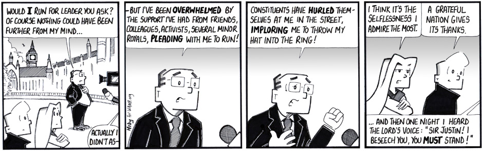 Hoby Cartoon for June 2019