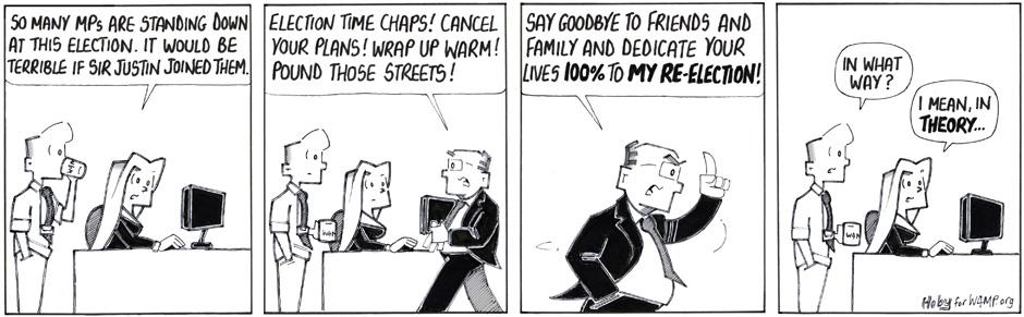 Hoby Cartoon for November 2019