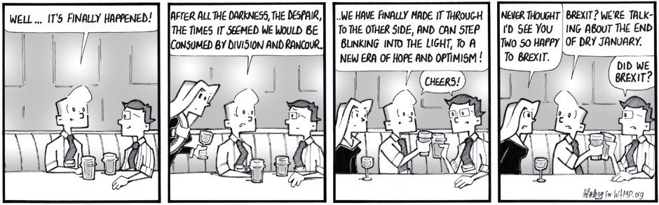 Hoby Cartoon for February 2020