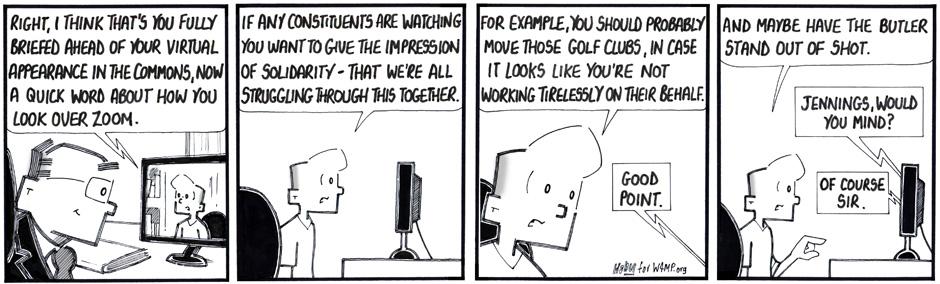 Hoby Cartoon