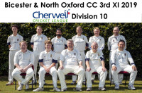 3rd XI Cherwell Div 10