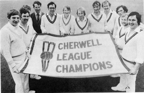 North Oxford CC 1st XI 1979