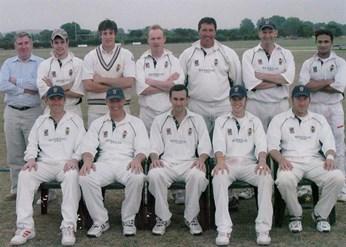 Bicester & North Oxford CC 1st XI - 2005