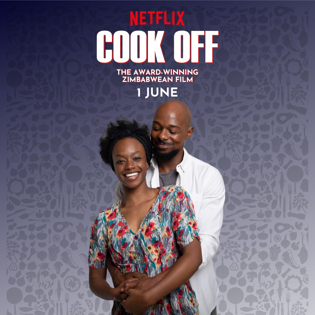 Streaming on Netflix from 1 June