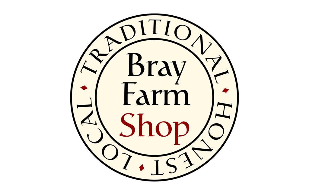 Bray Farm Shop branding