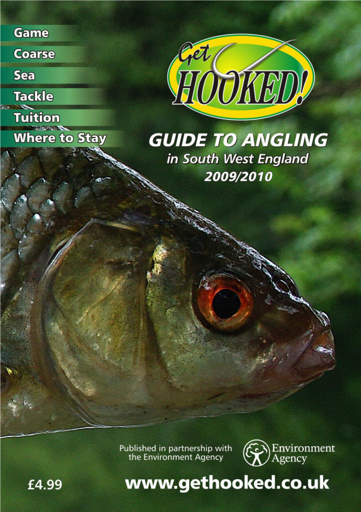 Get Hooked Guide to Angling 09/10