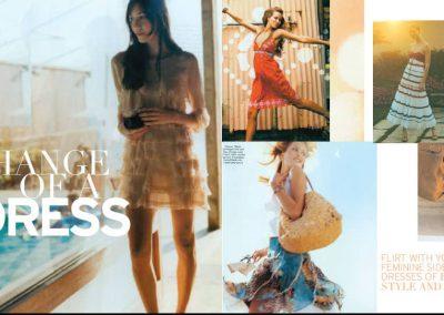 Bright Dress Mailer