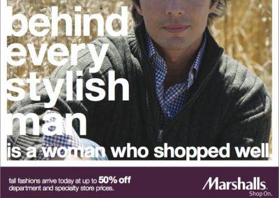 Marshall Men's Mailer