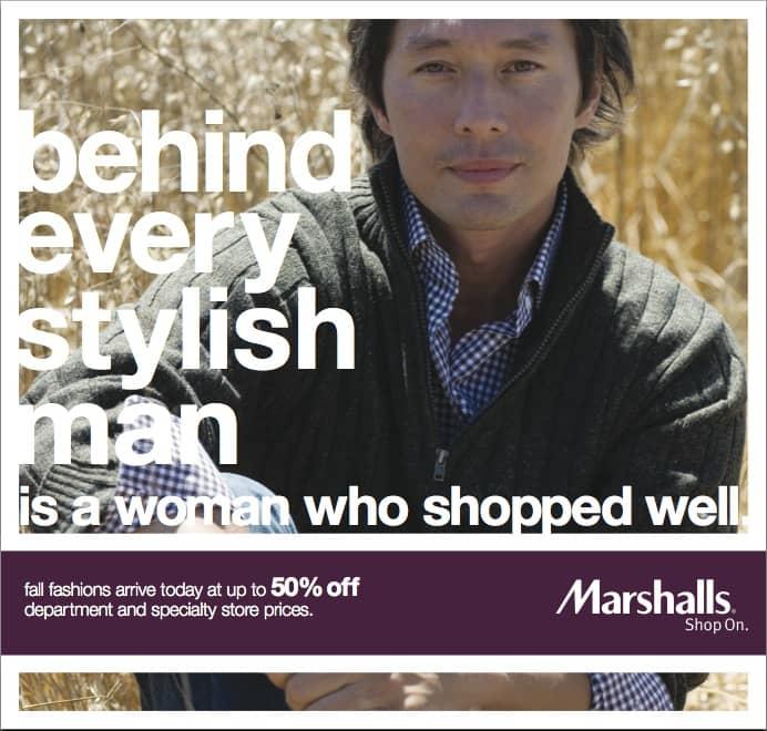 Marshall Men's Direct Mail