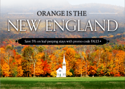 New England Website