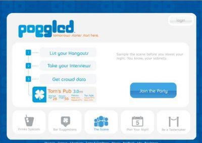 Poggled Website