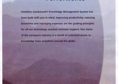 Hamilton Sundstrand's Mailer