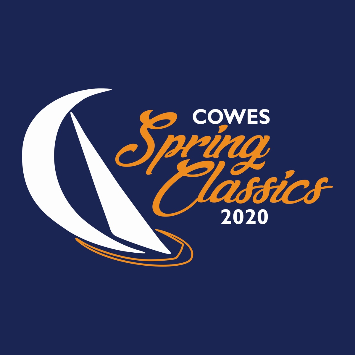 Cowes Spring Classics Official Brandign Partner