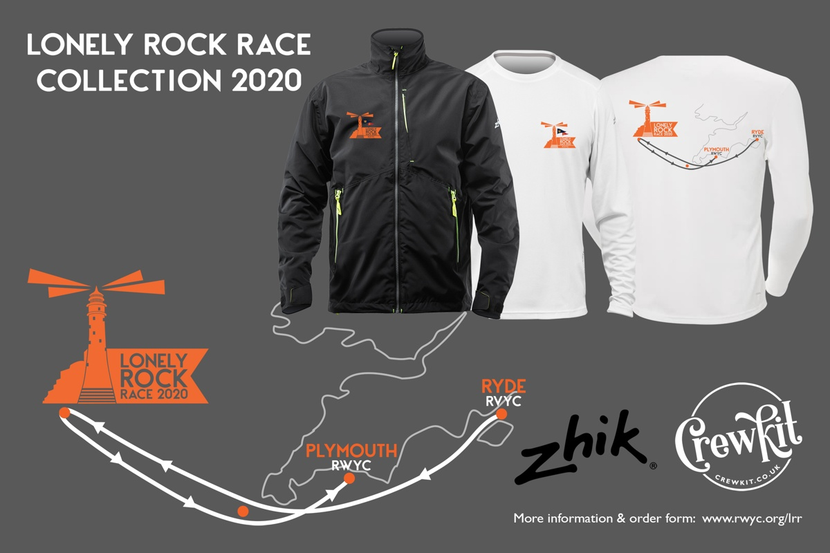 Lonlely Rock Race 202 Clothing