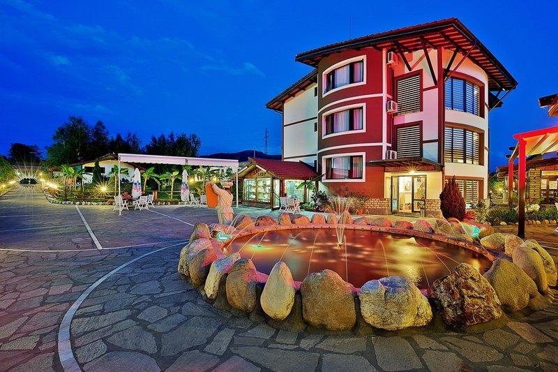 Хотел Маказа