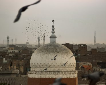 Moskéer og ekstremisme