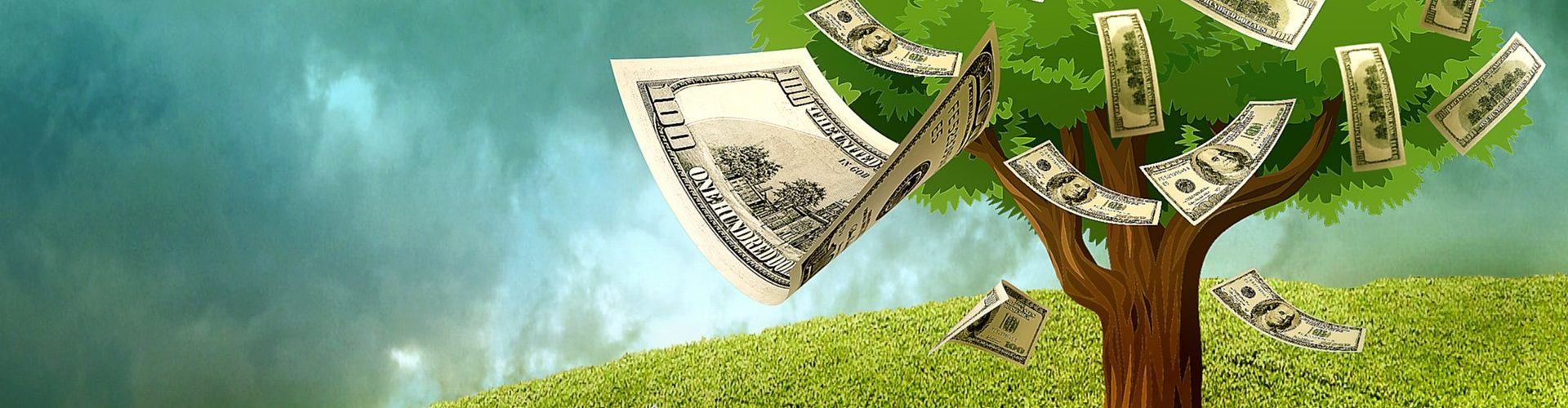Penger som vokser på trær