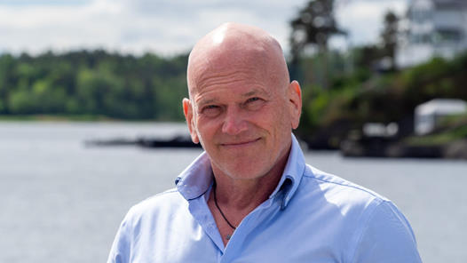 Geir Ugland Jacobsen - Portrett