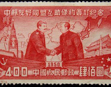 Mao og Stalin