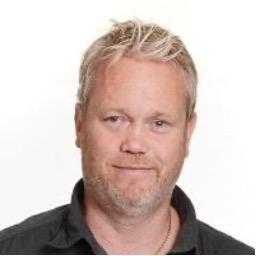 Tom Stian Øhman - portrett