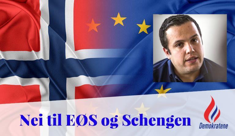 Nei til EØS og Schengen