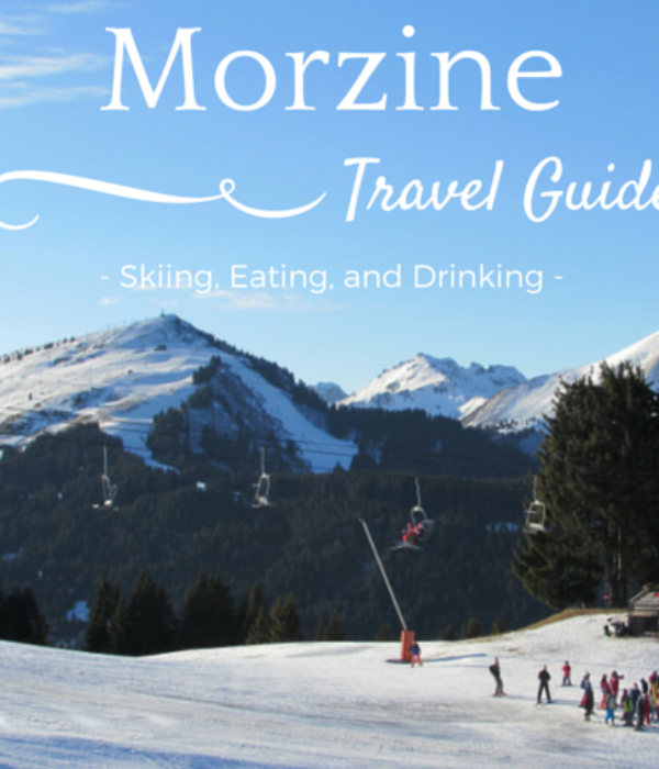Morzine – A Guide to Restaurants and Food Shops by the Slopes