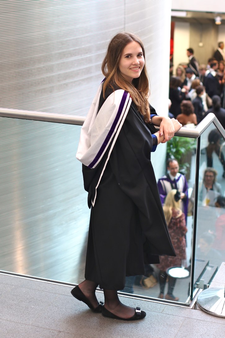 Graduate from Imperial College Business School