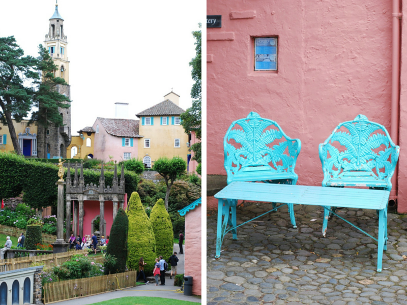 portmeirion cafe