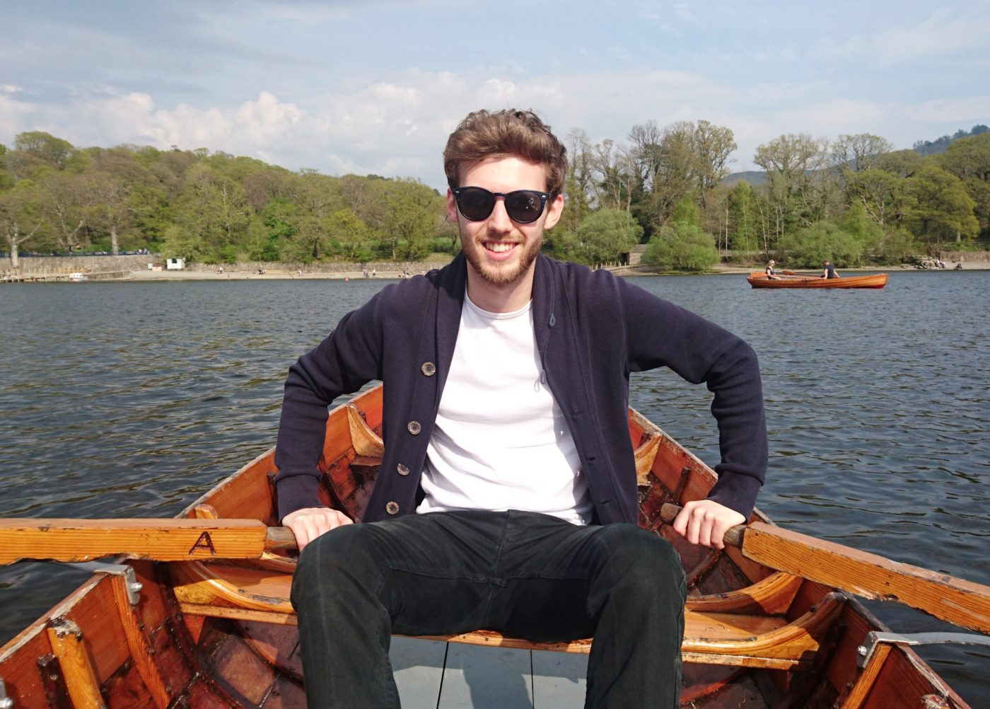 keswick rowing