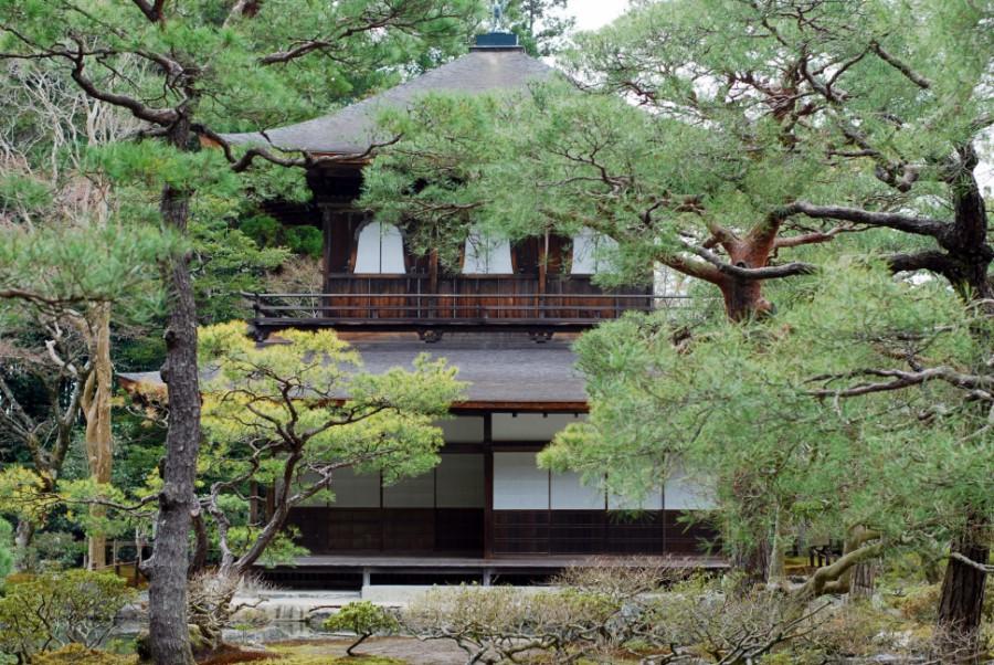 Ginkakuji Kyoto Silver Pavilion