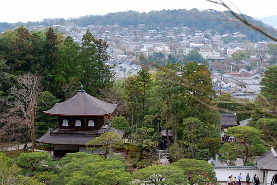 ginkaku-ji kyoto Silver Pavilion