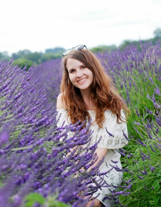London's Lavender Field: Mayfield